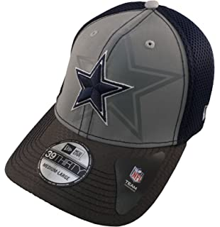 Amazon.com   New Era Dallas Cowboys On-Field Sideline D 39Thirty Cap ... 46c9d399c