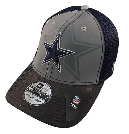 Amazon.com   New Era Dallas Cowboys Flash Front Neo 2 39Thirty Cap ... 039e24ed9