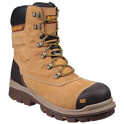 215fa91283a178 Caterpillar Premier - Chaussures de sécurité imperméables - Adulte mixte  (40 EU) (Miel