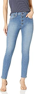 product image for James Jeans Women's High Rise Ankle Length Legging Jean in Throwback