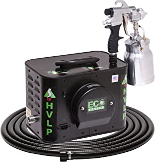 product image for ApolloSpray Apollo ASI-HVLP ECO-3, 3-Stage Turbo Spray System Complete with 7000 Spray Gun and 20' Air Hose