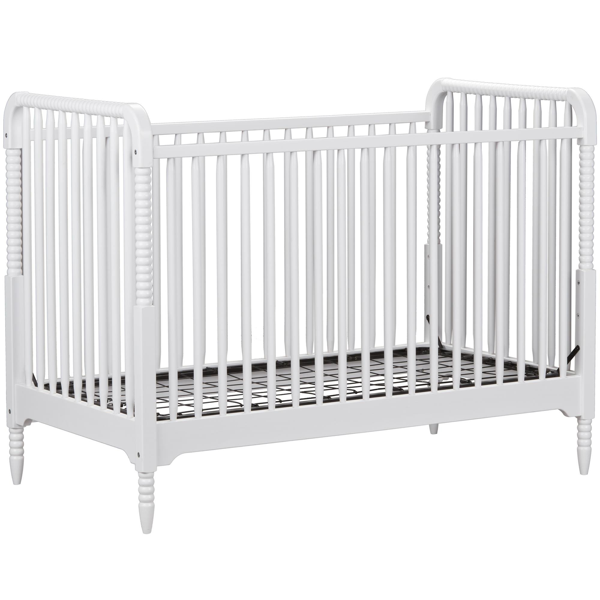 Little Seeds Rowan Valley Linden Crib, White
