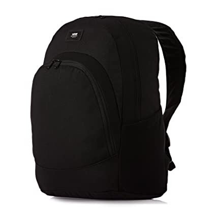 1c939af239 Vans Doren Original Backpack Casual Daypack, 47 cm, 30 Liters, Black:  Amazon.co.uk: Luggage
