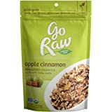 Go Raw 100% Organic Apple Cinnamon Granola Cereal, 16-Ounce Bags (Pack of 2)