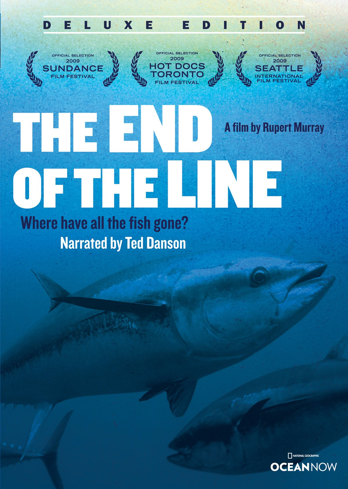 DVD : The End Of The Line (DVD)