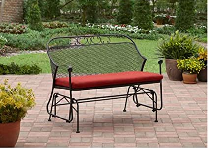 Image Unavailable - Amazon.com : Better Homes And Gardens Clayton Court Outdoor Glider