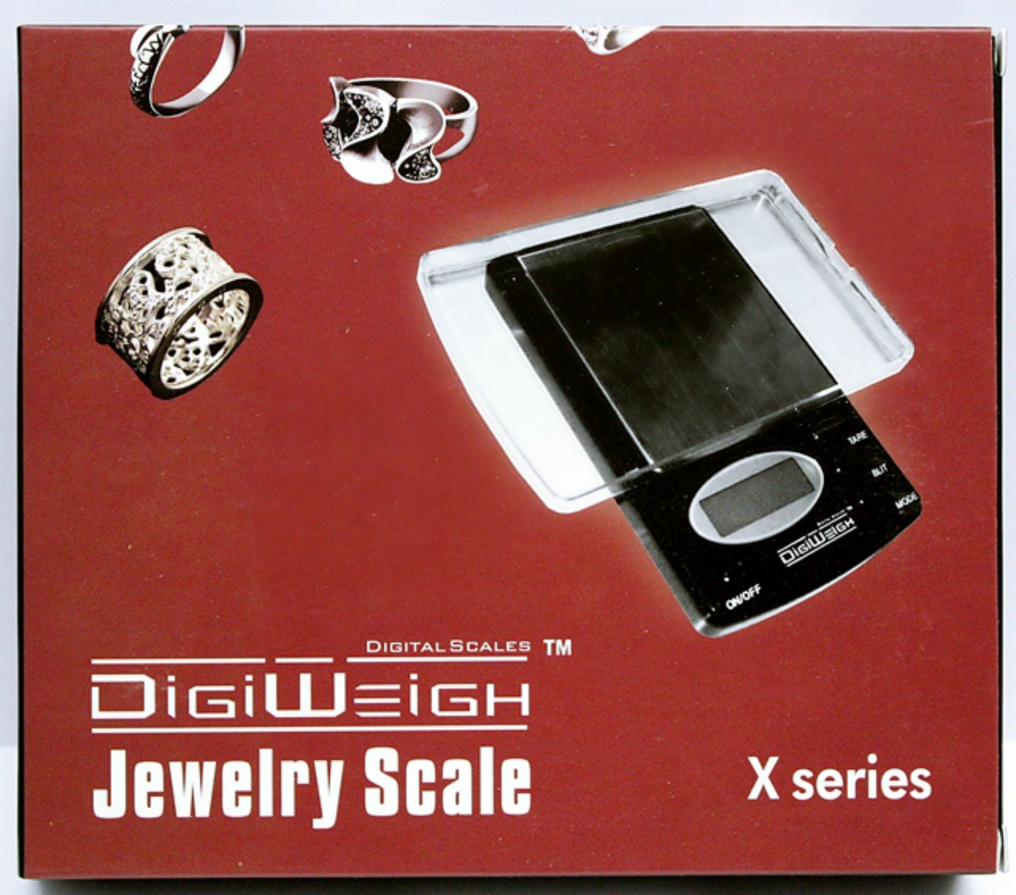 Gold Acid Testing Kit + Electronic Diamond Tester Checker + Digital Test Scale by DigiWeigh (Image #4)