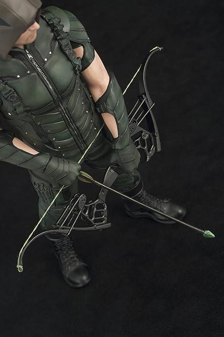 Kotobukiya Flecha Verde ARTFX + sv181 Figura de acción