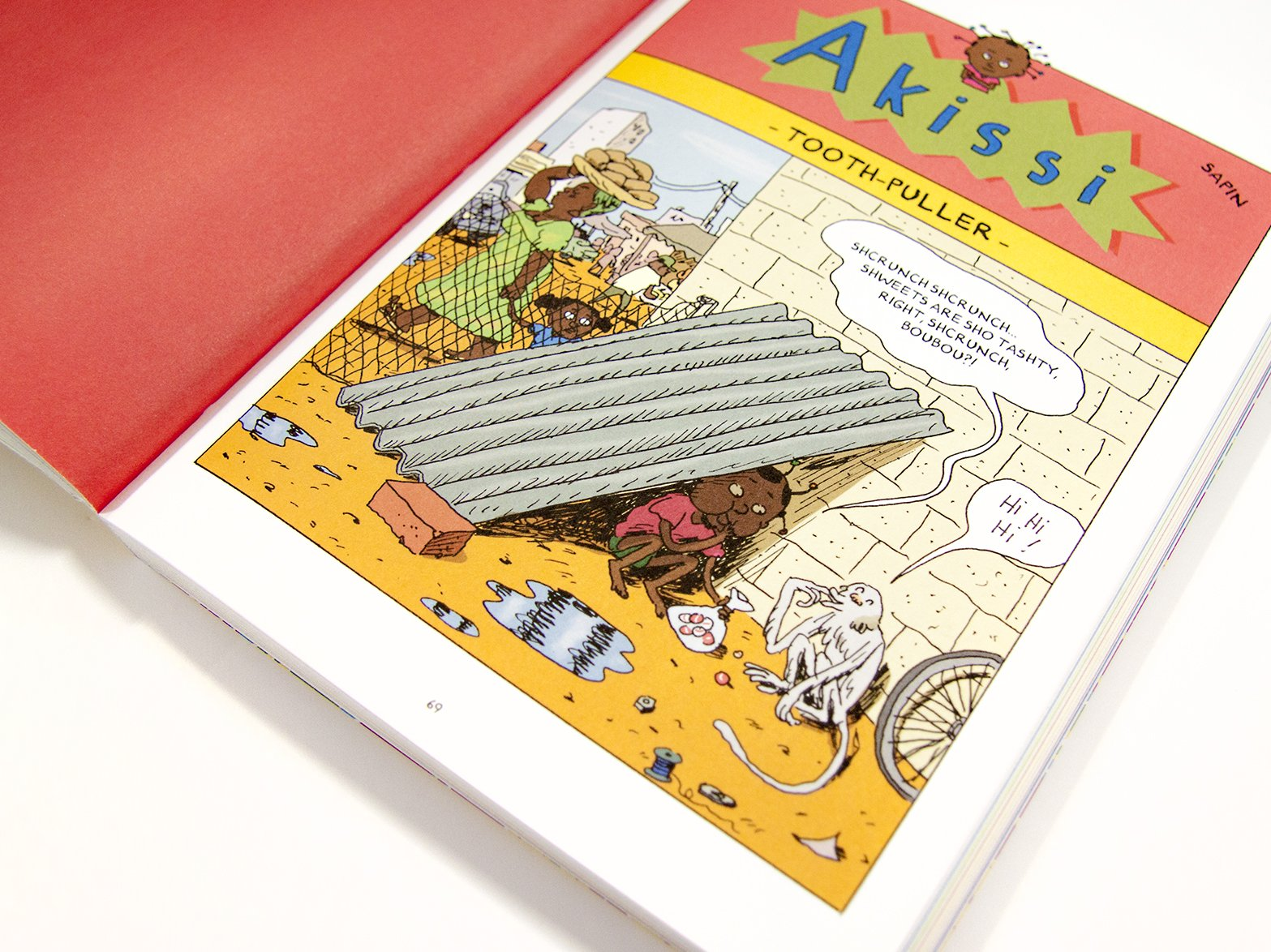 Akissi: Tales of Mischief [Graphic Novel] by Flying Eye Books (Image #12)