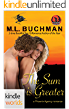 The Phoenix Agency: The Sum Is Greater (Kindle Worlds Novella)