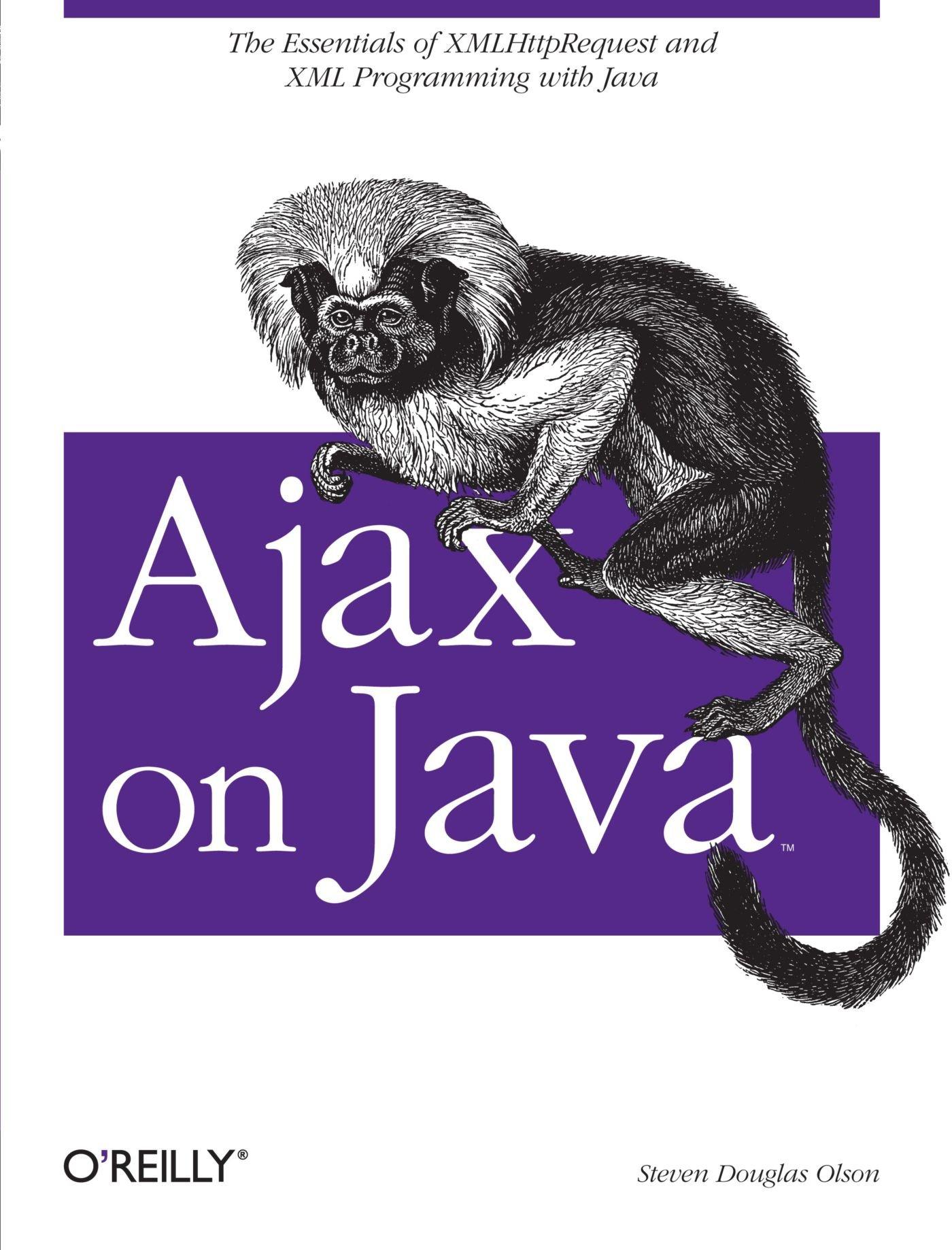 Ajax on Java: Amazon.es: Steven Douglas Olson: Libros en idiomas extranjeros