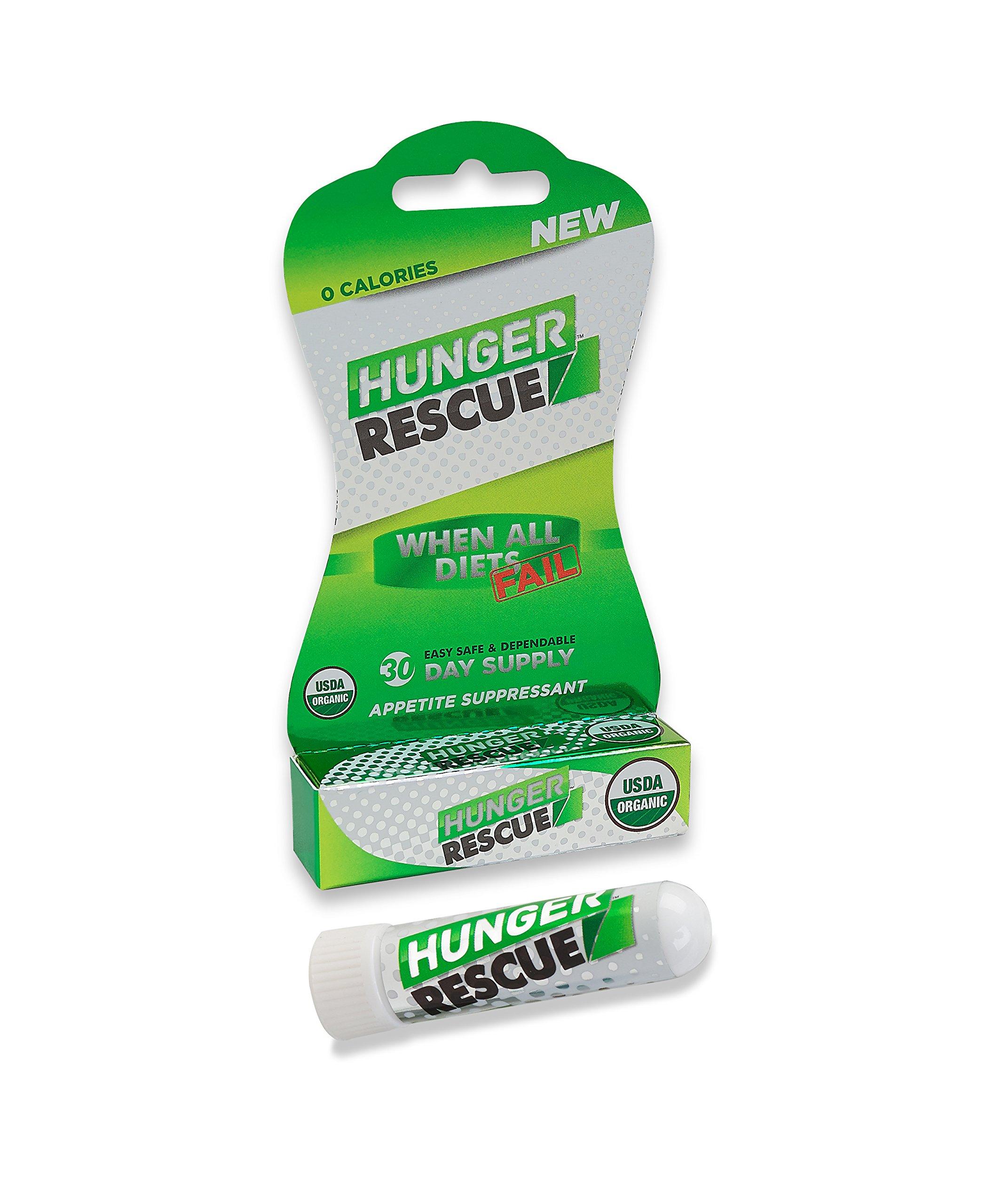 Hunger Rescue Appetite Supressant Inhaler by Marev LLC