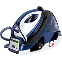 Tefal Pro Express GV9060 High Pressure Steam Generator with 7 bars pressure steam, Blue