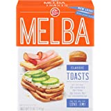 Old London, Melba Toasts, Classic, 5 Ounce (Pack of 12)