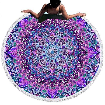 Sticker Superb Estilo Mandala Indio,Toalla de Playa ...