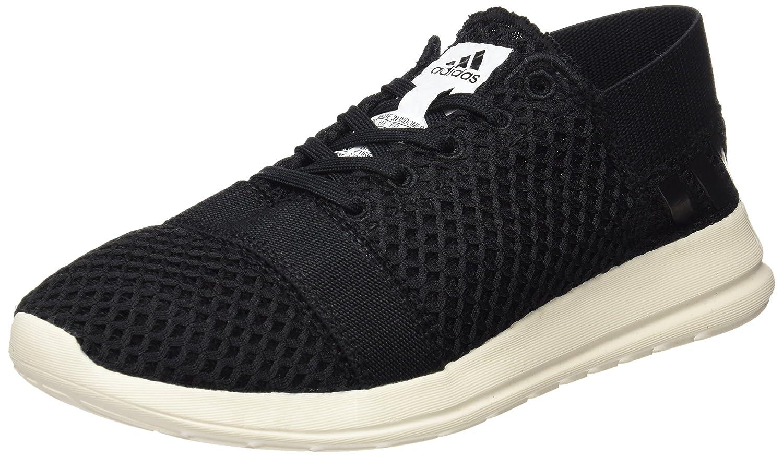 adidas Element Refine 3 m - Zapatillas de Deporte para Hombre, Negro - (Negbas/Negbas/Negbas) 42 42 EU|Negros
