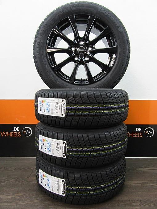 Renault Scenic Megane Z Laguna T 16 pulgadas Llantas Invierno ruedas Borbet BARUM nuevo
