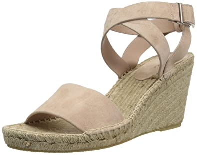 2195f77be0 Amazon.com | Via Spiga Women's Nevada Espadrille Wedge Sandal | Shoes