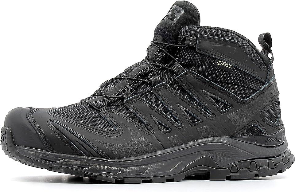 SALOMON Herren Xa Forces Mid GTX Stiefel: : Schuhe