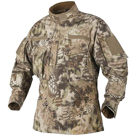 Helikon CPU Shirt Nyco Ripstop Kryptek Highlander at Amazon Men s ... eab0efb462f0