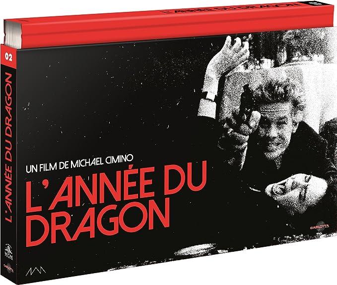 cac8e90dd4ff4 Amazon.in: Buy Year of the Dragon/ L'ANNÉE DU DRAGON Blu-ray DVD ...