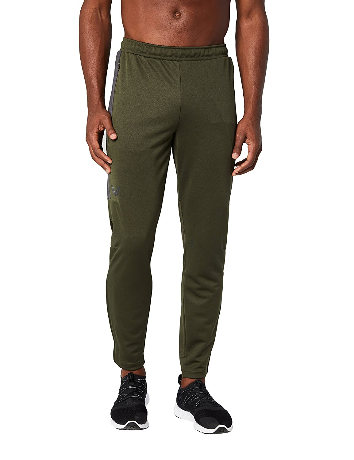 Peak Velocity Mens Trackster Athletic-fit Pant SYMM18004