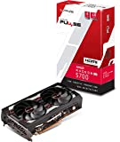 Sapphire 11294-01-20G Radeon Pulse RX 5700 8GB GDDR6 HDMI/ Triple DP OC w/ Backplate (UEFI) PCIe 4.0 Graphics Card