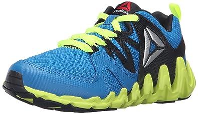 78de11f5b229 Reebok Zig Big N  Fast Fire Track Shoe (Little Kid Big Kid)  Amazon ...