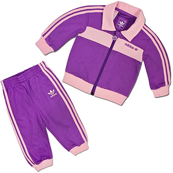 adidas Originals Beckenbauer Kinder Trainingsanzug Set Baby
