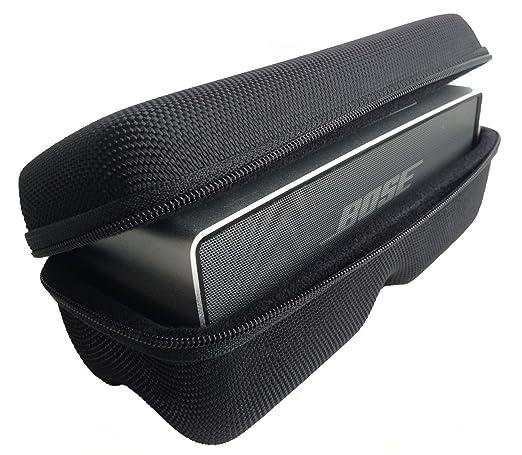 bose mini 2. casebudi speaker case - compatible with bose soundlink mini and 2 | sturdy, stylish