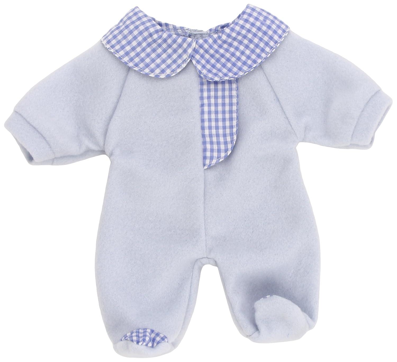 Miniland Pyjama, 38 cm, blau (31524)