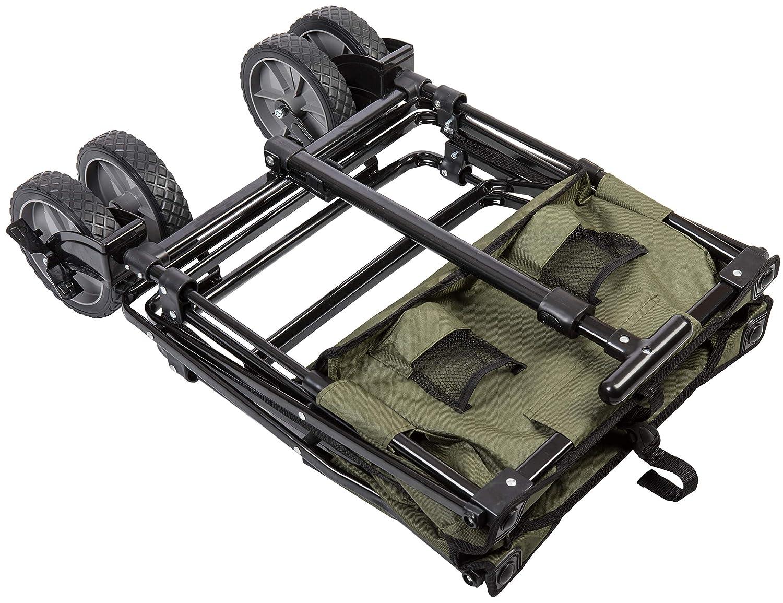 /con freni/ pescaTruck fw-70/ campeggio VTK carrello Wagon rimorchio da giardino spiaggia /Carico Fino a 70/kg /pieghevole/