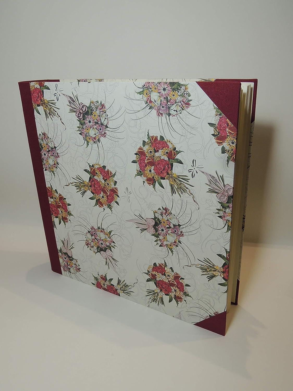 Album de fotos a mano Matrimonio con su Caja 33x33-50 hojas - Papel Casado: Amazon.es: Handmade