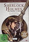 Sherlock Holmes - Die große TV-Box [4 DVDs]