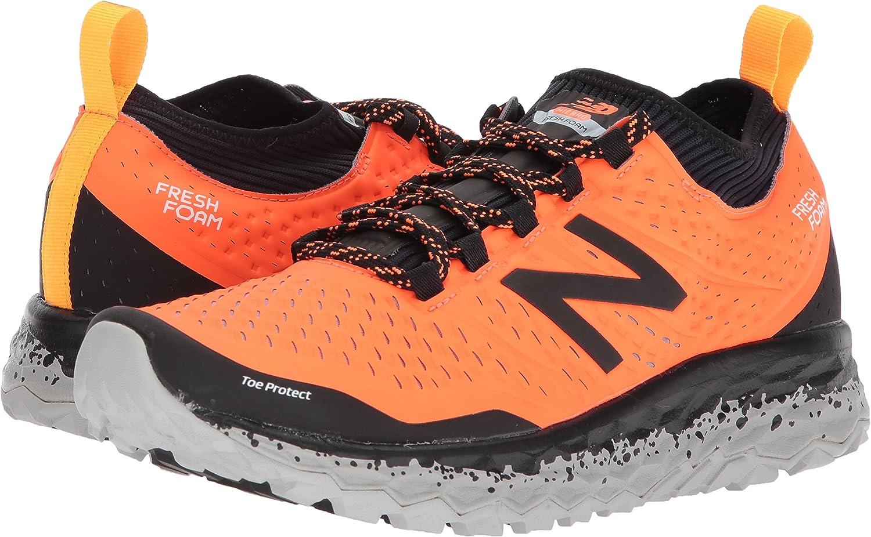 New Balance Hierro V3 Zapatilla De Correr para Tierra (2E Width) - SS18: Amazon.es: Zapatos y complementos