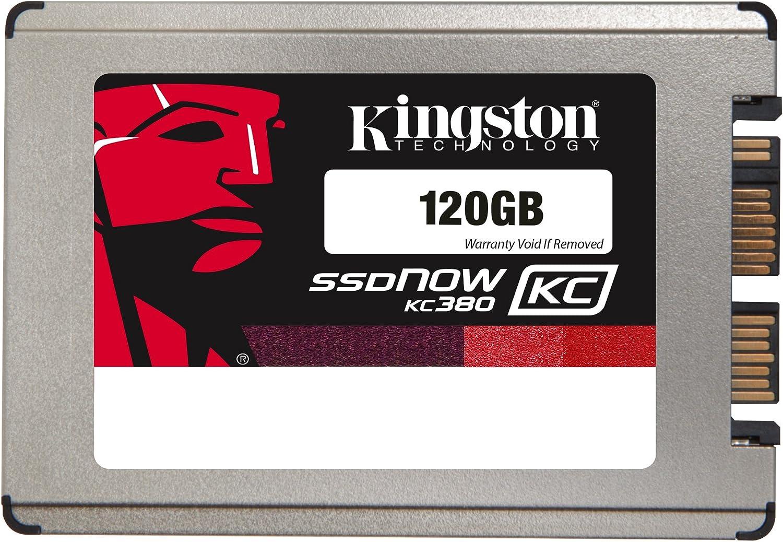 Kingston SSDNow KC380 120GB - Disco Duro sólido Interno SSD de 120 ...