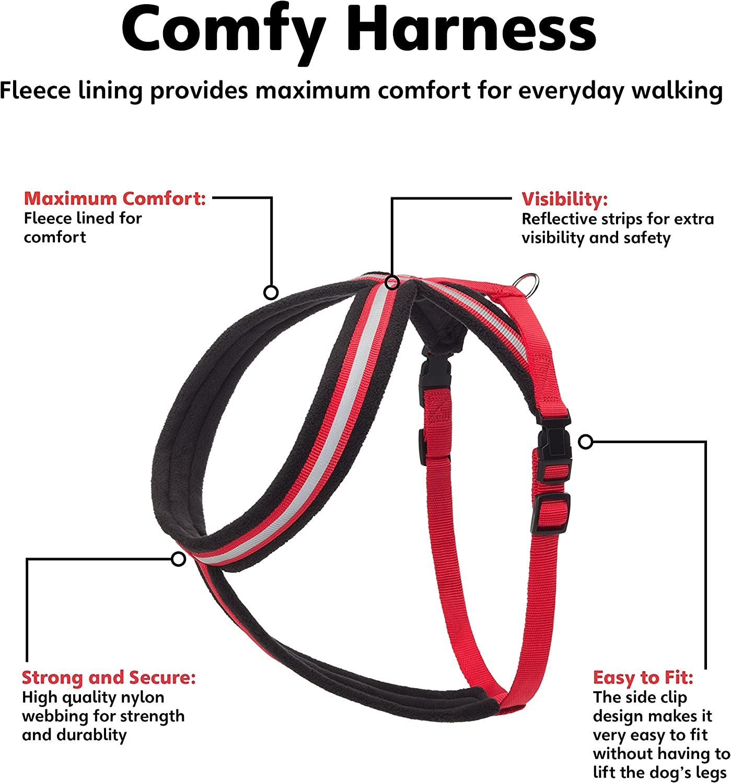 XX-Large COA Comfy Harness