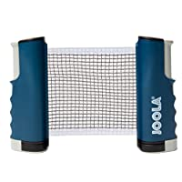 JOOLA Retractable Portable Table Tennis Net (Adjustable Length)