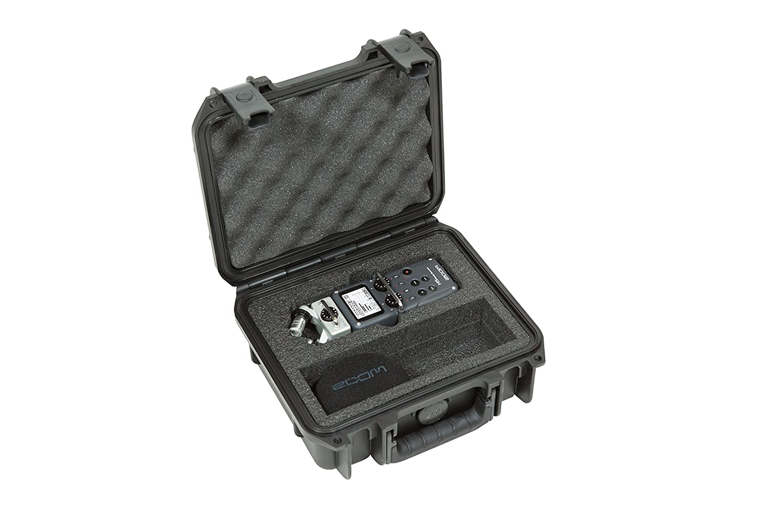 SKB Injection Molded Case for Zoom H5 Recorder 3i-0907-4-H5
