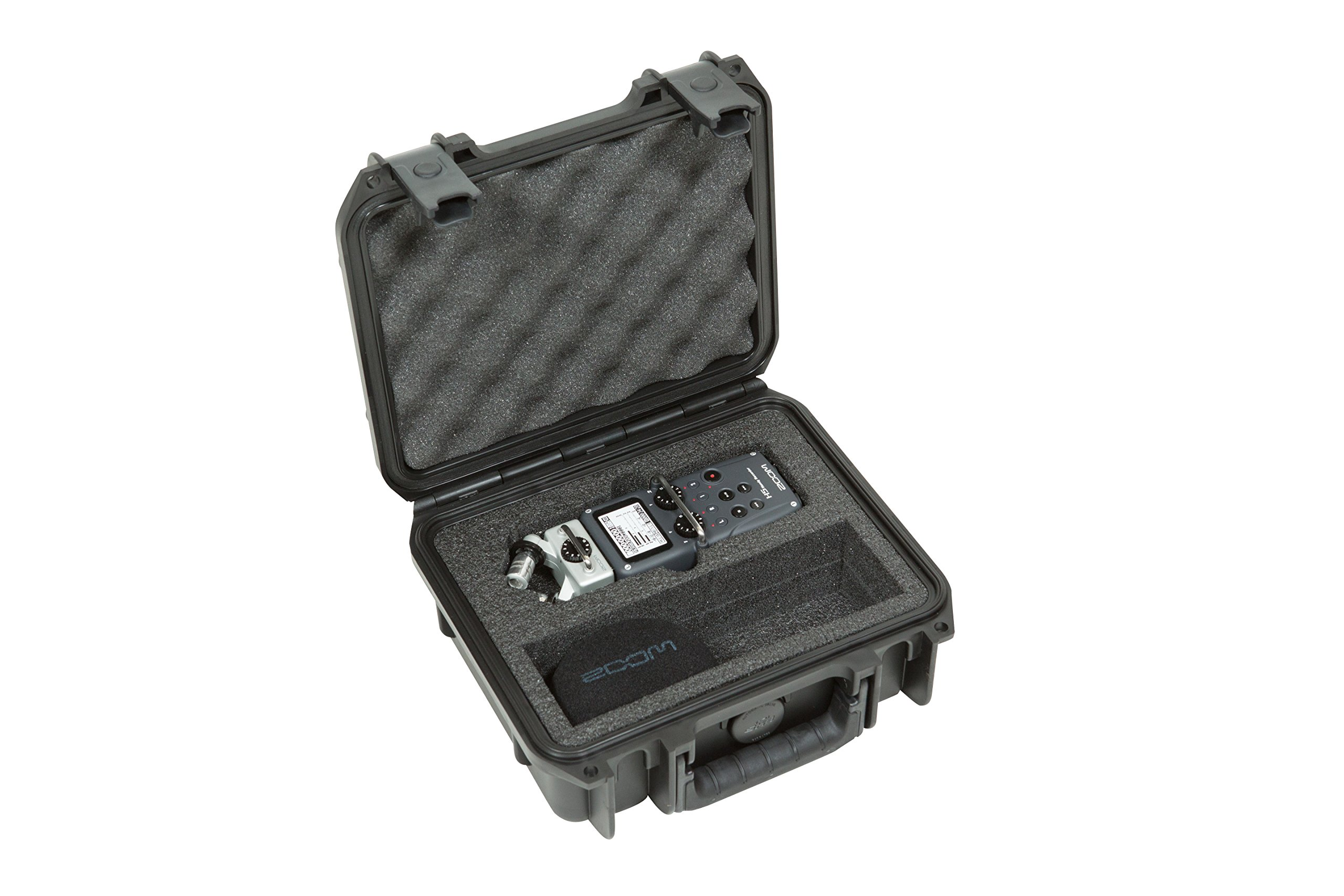 SKB 3i-0907-4-H5 Injection Molded Case for Zoom H5 Recorder by SKB