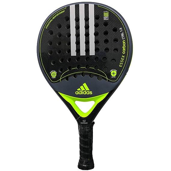 Pala de pádel Adidas Essex Carbon Control 1.8: Amazon.es: Deportes y aire libre