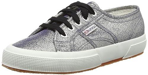 Superga2750 Lamew Sneaker Donna Grigio Grey 42 EU Scarpe