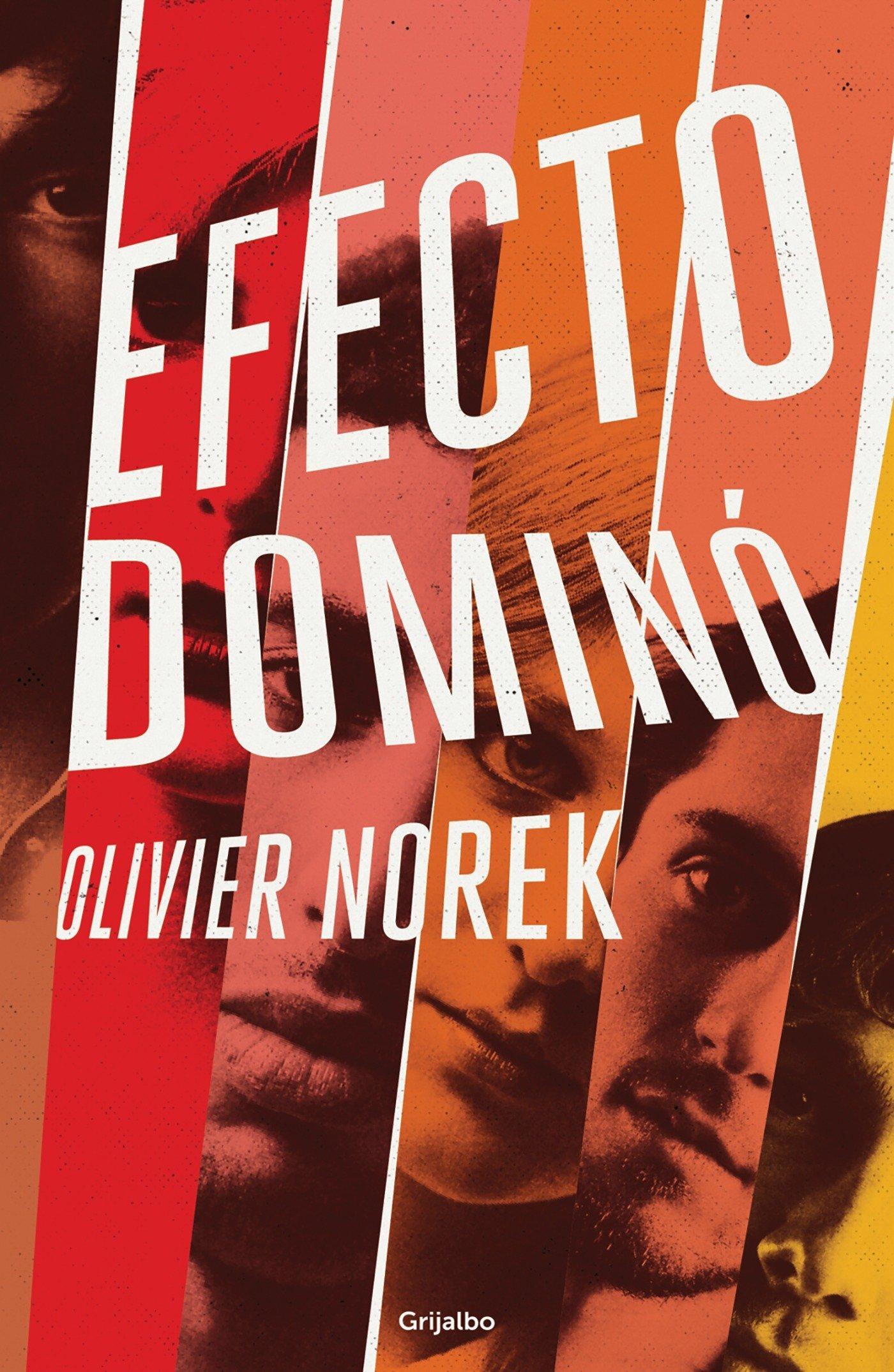 Efecto dominó (Novela de intriga): Amazon.es: Olivier Norek, TROS DE ILARDUYA SOFIA;: Libros