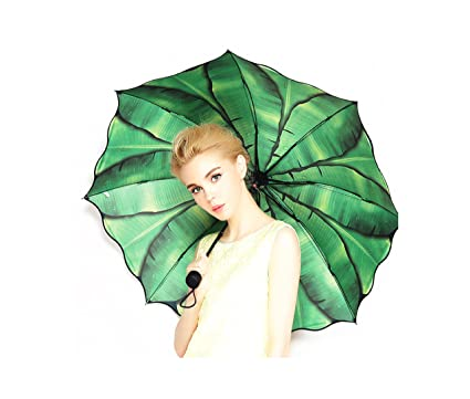 Banana umbrella Promotion Limited Radius Paraguas Umbrella Three Folding Umbrellas
