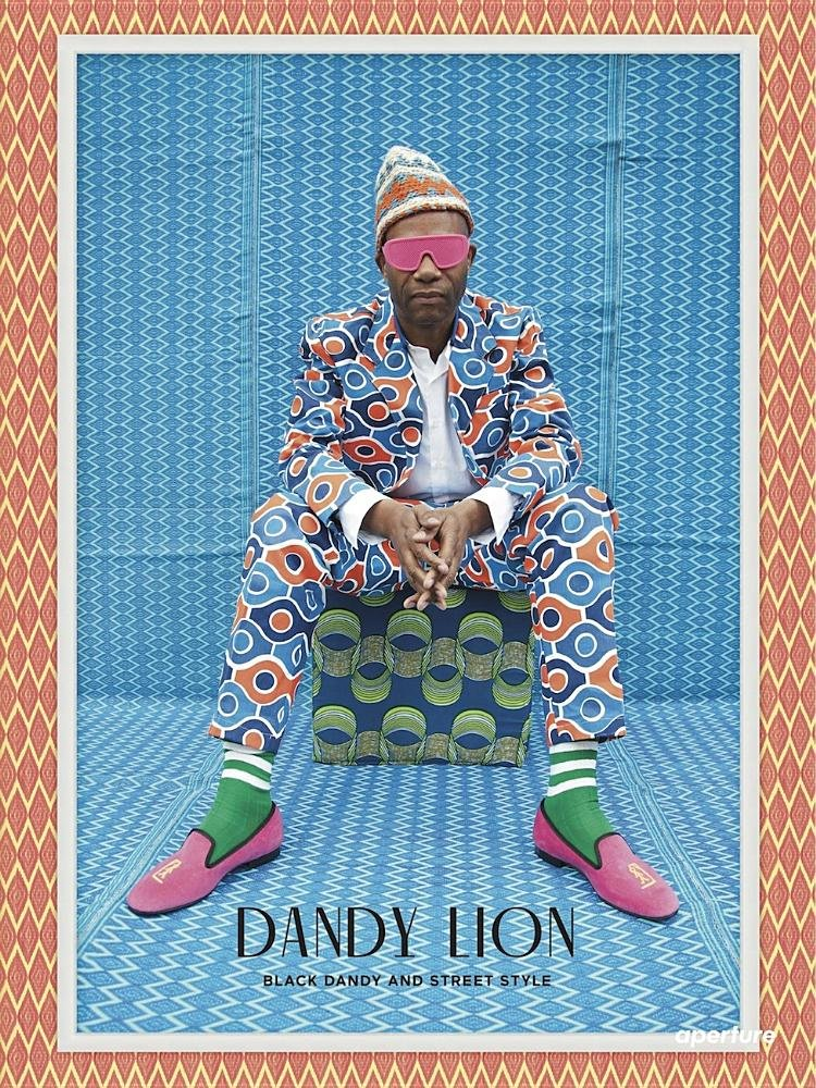Dandy Lion: The Black Dandy and Street Style by Aperture