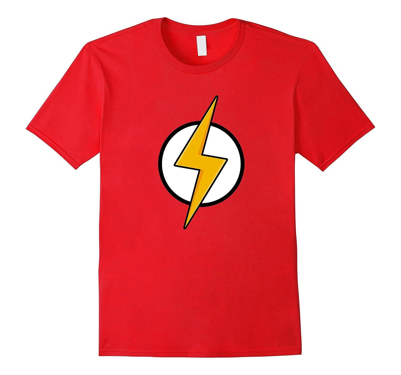 Lightning Strike T-Shirt Flash Thunder Shock-T-Shirt