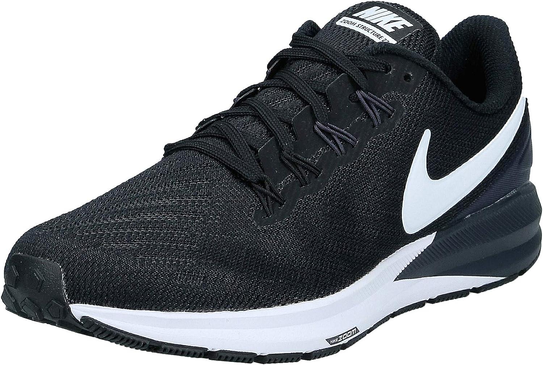 NIKE W Air Zoom Structure 22, Zapatillas de Running para Asfalto para Mujer