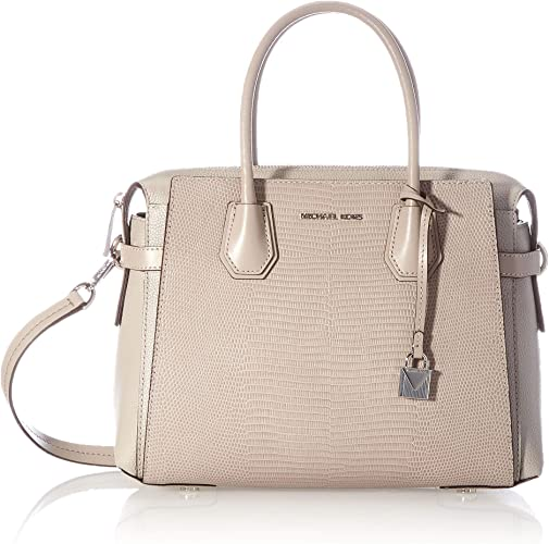 Michael Kors Mercer Belted MD Selle pour femme Taille M - - Gris ...