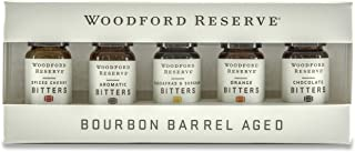 product image for WOODFORD RESERVE BITTERS DRAM SET – FIVE PACK (10ML EACH)