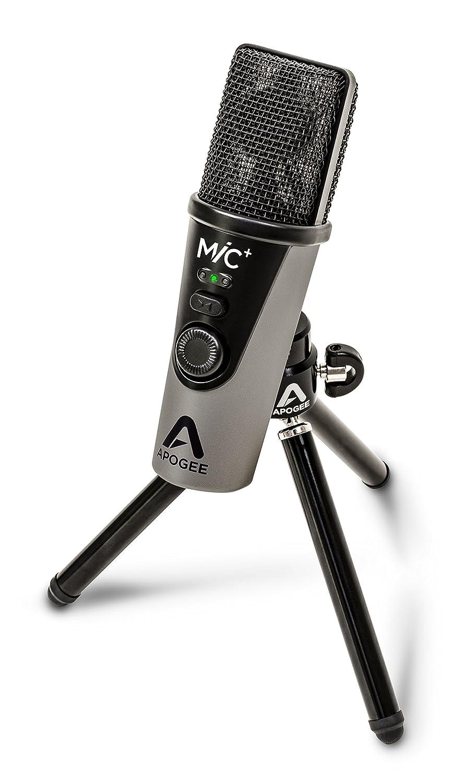 Apogee mic Plus USB microfono